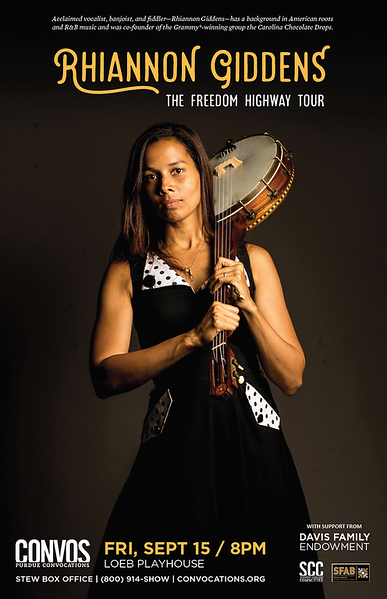 Rhiannon Giddens - September 15, 2017