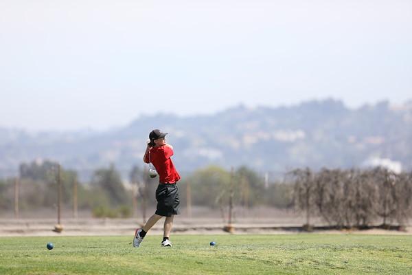Boys Golf 2018
