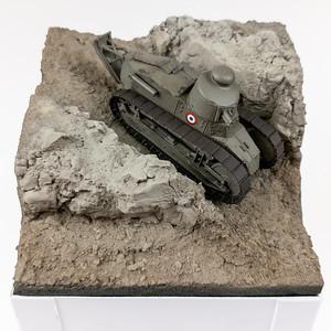 1:72 Scale Armor