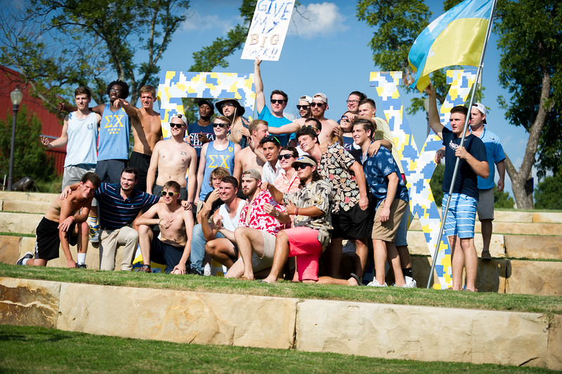 """16518-event-Interfraternity Council Recruitment Bid Day """"Running of the Hill""""-18"""