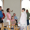 Sisters led tours of Salem Heights