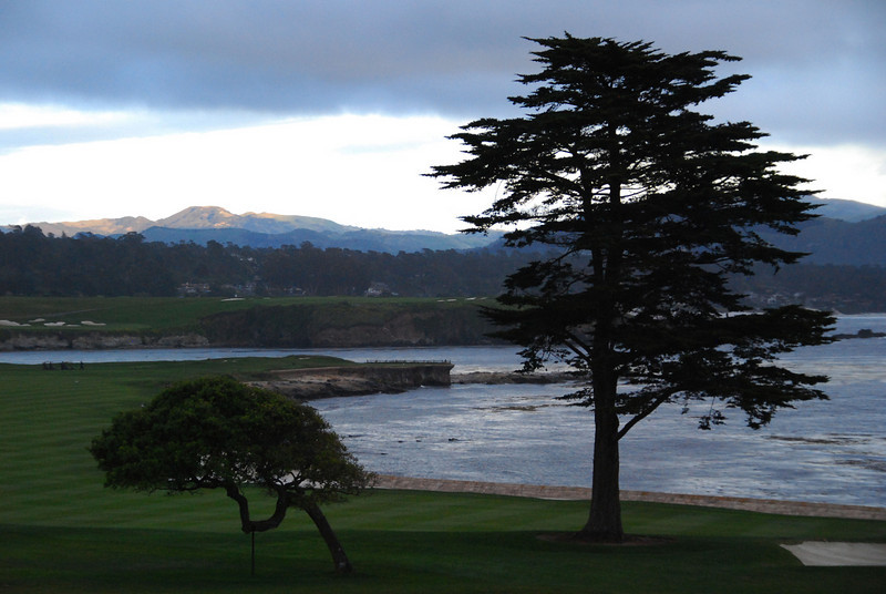 The Ocean at Pebble Beach