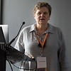 17th World Conference on Tobacco or Health (WCTOH), Cape Town, South Africa, organised by the International Union Against Tuberculosis and Lung Disease.<br /> <br /> International Network of Women Against Tobacco: Gender Front and Centre-planning for Gender in Tobacco Control.<br /> <br /> Photo shows: Lorraine Greaves speaking on Sex, Gender and Gender Transformative Tobacco Initiatives.<br /> <br /> <br /> Photo©Marcus Rose/The Union