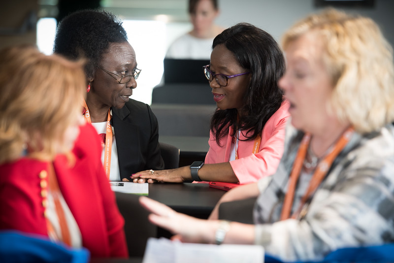 17th World Conference on Tobacco or Health (WCTOH), Cape Town, South Africa, organised by the International Union Against Tuberculosis and Lung Disease.<br /> <br /> International Network of Women Against Tobacco: Gender Front and Centre-planning for Gender in Tobacco Control.<br /> <br /> Photo shows: Delegates<br /> <br /> <br /> Photo©Marcus Rose/The Union