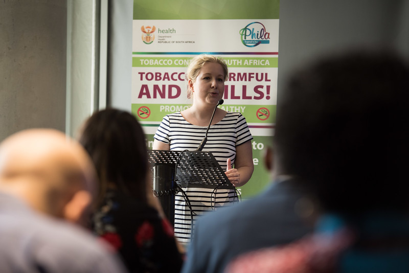 17th World Conference on Tobacco or Health (WCTOH), Cape Town, South Africa<br /> <br /> Photo shows: Youth Pre-Conference<br /> <br /> Photo©Marcus Rose/The Union