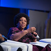 17th World Conference on Tobacco or Health (WCTOH), Cape Town, South Africa, organised by the International Union Against Tuberculosis and Lung Disease.<br /> <br /> Photo shows: Plenary 2 - Women, Development, and Tobacco Control.<br /> Malebona Precious Matsoso, Director General of the National Department of Health (South Africa).<br /> <br /> <br /> <br /> Photo©Marcus Rose/The Union