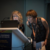 17th World Conference on Tobacco or Health (WCTOH), Cape Town, South Africa, organised by the International Union Against Tuberculosis and Lung Disease.<br /> <br /> Photo shows: The new 'Foundation' for a Smoke-Free World: Strategic considerations for the global tobacco control movement. Ruth Malone and Anna Gilmore (R), Chairs. <br /> <br /> <br /> Photo©Marcus Rose/The Union
