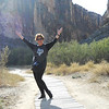 LYNDA AT SANTA ELENA CANYON