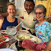 For our first evening meal we always go to Casa Denis for Yucatan food.  If we are lucky, we get our favorite waiter, Baltizar, who is quite a character.