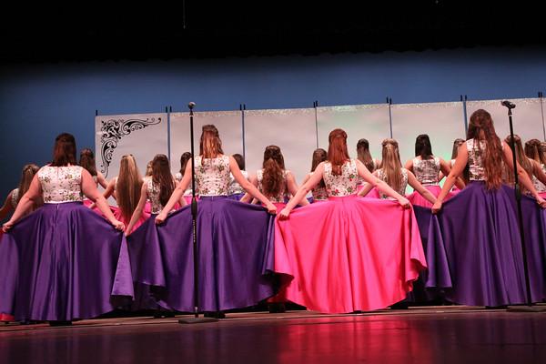 '18 MHS Choir Community Night-Finesse