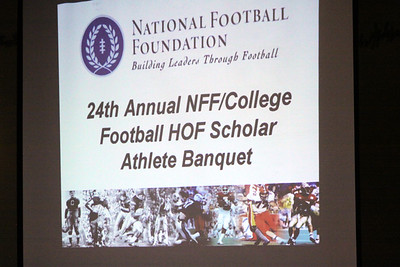 '18 National Football Foundation - Academic Team