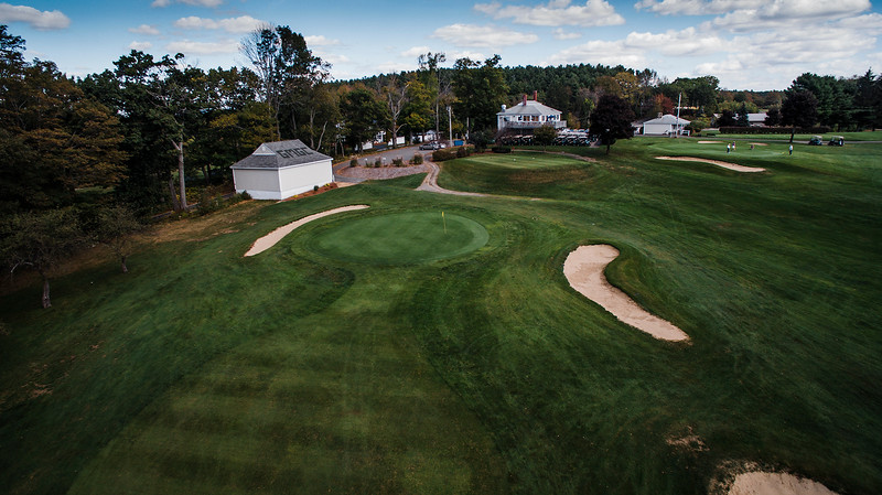 Gardner Municipal Golf Course<br /> Hole 16<br /> The most difficult of Gardner's par 3's calls for a carry of nearly<br /> 200 yards to reach the green.  A slight miss right or long left will<br /> leave you looking at a sand save to make par on the large green with<br /> plenty of front-to-back slope.  The women play this hole as a par four<br /> but the senior tees reduces the hole to 80 yards, while the hole<br /> stretches to a hefty 242 yards from the tips. -- Dan Berry, Golf Pro<br /> Manager at Gardner Municipal<br /> SENTINEL & ENTERPRISE / Ashley Green