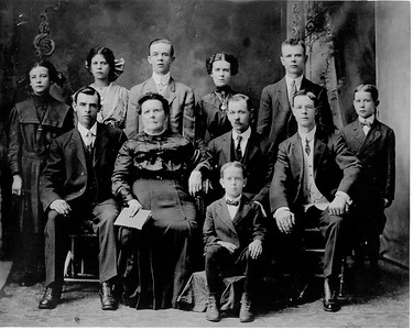 Joseph Lanoue & Family