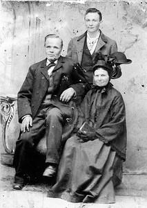 Pierre Lanoue & Family