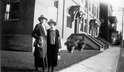 Farnham City Hall 1923