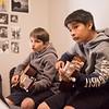 Community Music Center, Guitar class.