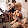 Community Music Center, Guitar class.