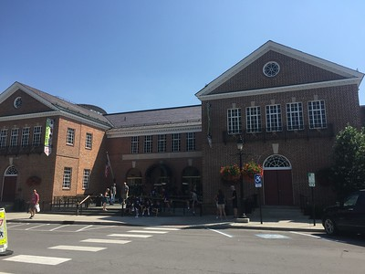 The National Baseball Hall of Fame.  Another bucket list item.