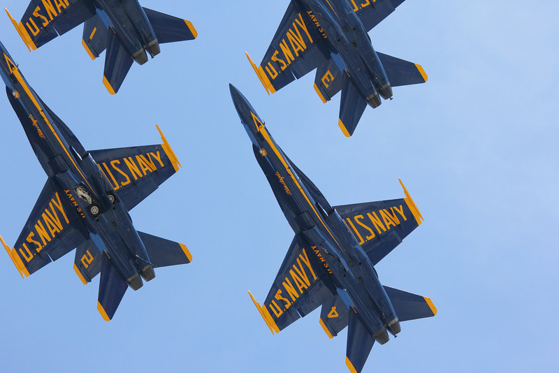Blue Angels, Baltimore, Maryland