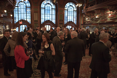 Boston College 1863 Society Reception