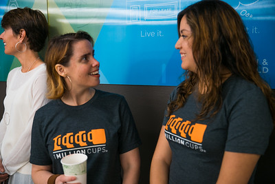 20180711 One Million Cups - Photos by Gregory Rothstein & Alexandria Dravillas