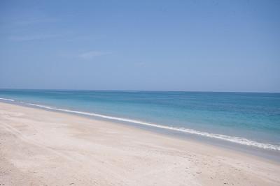 Beach at Summer Place