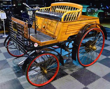 1894 SANTLER 3½HP DOGCART AB 171
