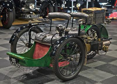 1897 Léon Bollée BS 8436 2HP