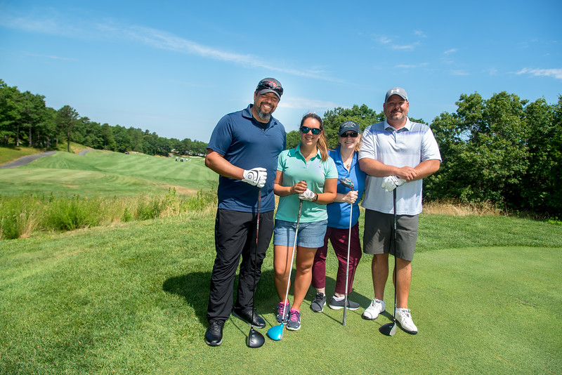 Corenet New England Annual Golf Tournament at Pine Hills, Plymouth, MA July 19th, 2018
