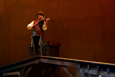 Fiddler on the Roof -Production shots