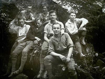 Radfahrverein´Adler´   (Eberh. vorn) - 1926