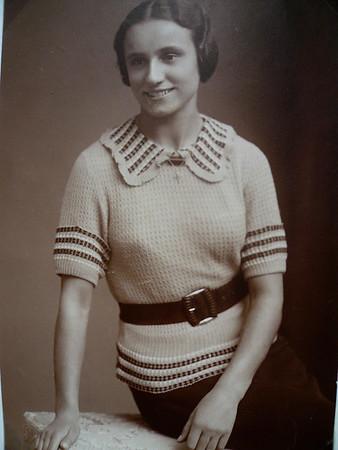 Tante Erna 1931