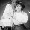 with sister Carmela (Josie) Carey (Mayor), died 1926