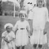 Mary Ellen & Florence Carey with Nanny on right