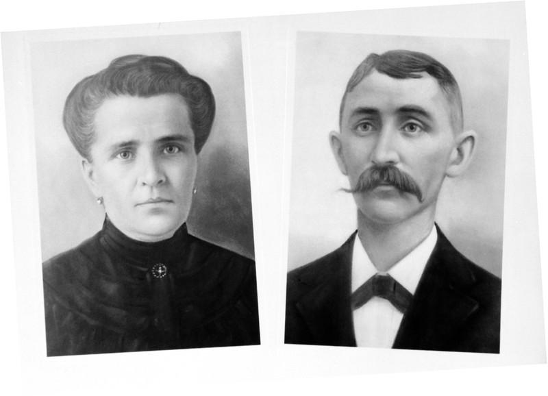 Anna and Frank Mayor, Nanny's Parents