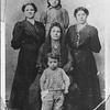 1908-09 Michle Family