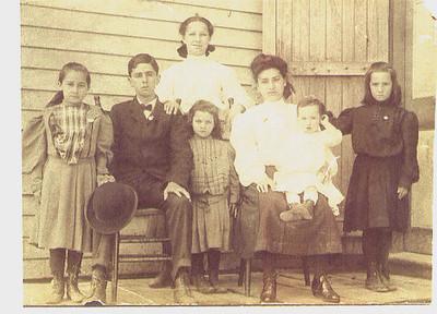 Pre -1905 Rosengard Family