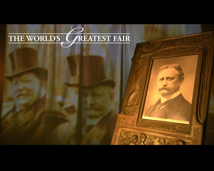 A frame from The World's Greatest Fair documentary.
