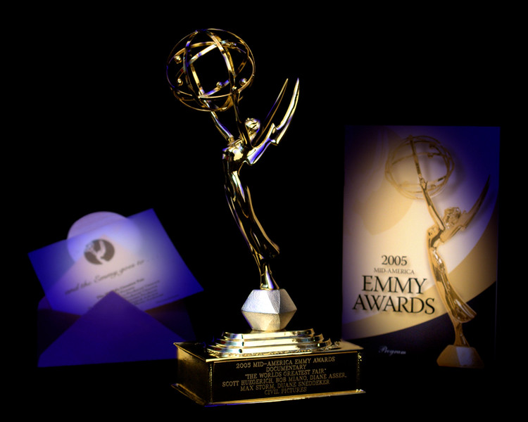 Best Documentary Emmy for The World's Greatest Fair - one of three Emmys awarded the documentary.