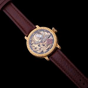 1908 Patek Philippe skeleton wristwatch Serial 141671