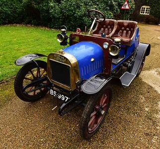 1907 Peugeot Lion BS 9977