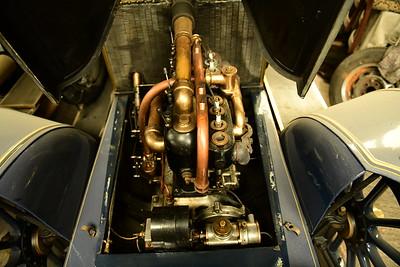 1907 Renault Hooper Open Drive 25 30 hp