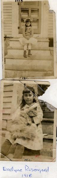 1918 Evelyne Rosengard