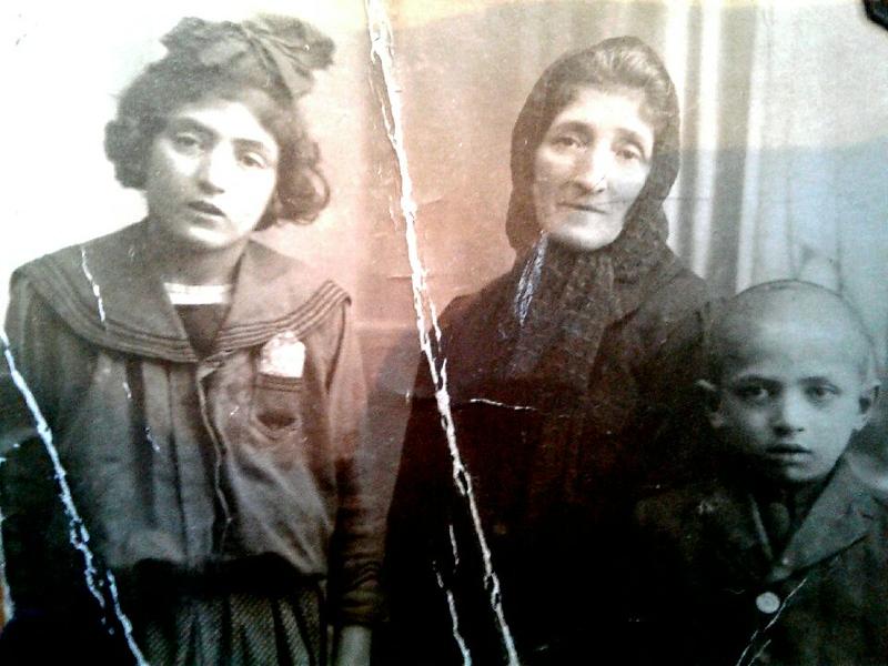 1914 Harold Landy's Mom