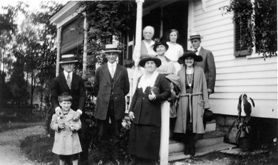 Lanoue Family and others