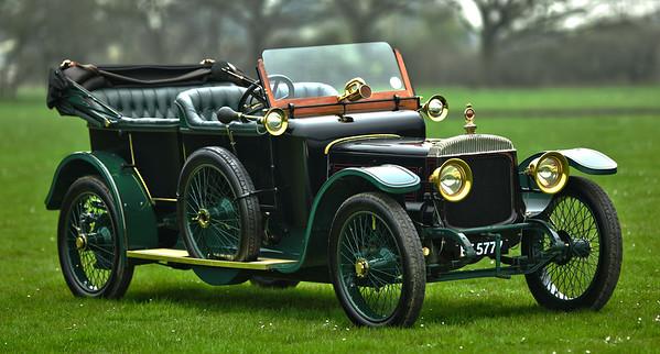 1911 Daimler 6-23 Phaeton BF 5777