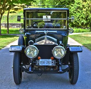 1911 Rolls Royce Silver Ghost Limousine by Hooper