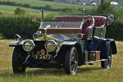 1911 Rolls Royce Silver Ghost X2477