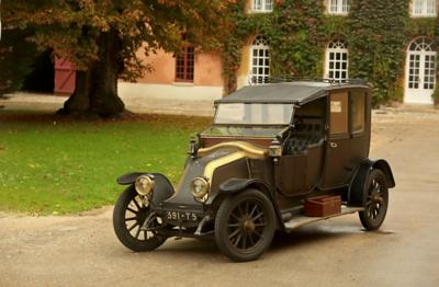 1913 Renault 391T5 5 litre