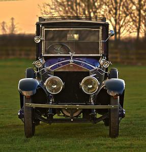 1915 Rolls Royce Silver Ghost 9AD
